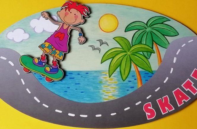 Portada Skate